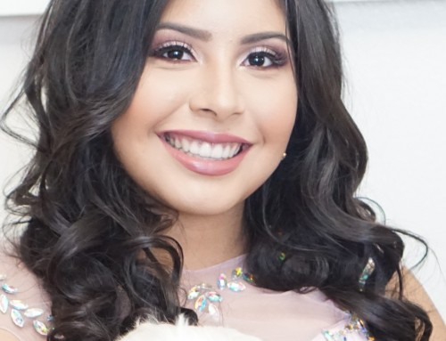 quince hair and makeup